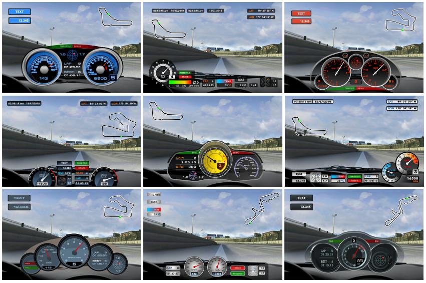 Motorsport Camera